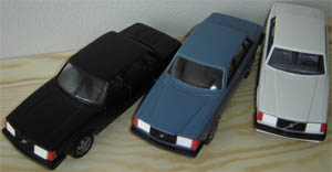 Accessories: Made in Finland: Plastic model cars